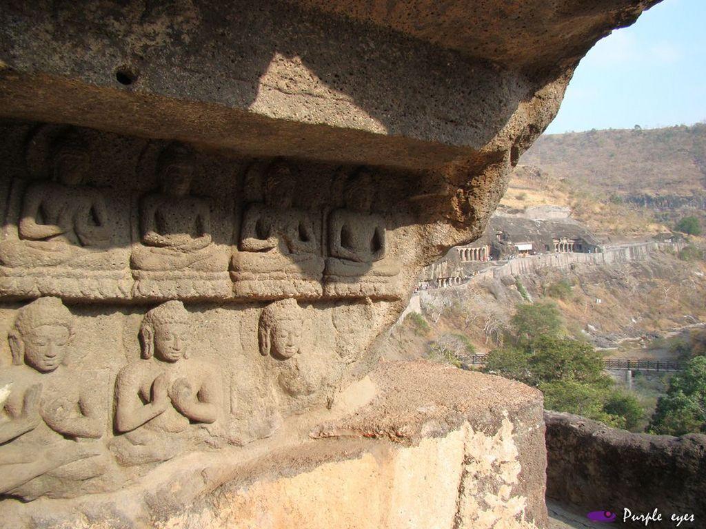 印度聖境 內在聖域 :阿姜塔石窟