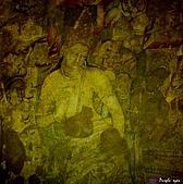 印度聖境 內在聖域 :阿姜塔石窟一號窟