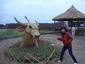 元旦跨年遊宜蘭:稻草牛~