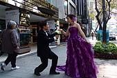 中山區:出發拍婚紗了