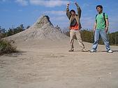 燕巢:神奇的泥火山