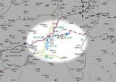合歡山機車大爆走 Day3:Day3 地圖