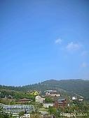 合歡山機車大爆走 Day3:黃色歐風建築是普羅旺斯
