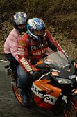 2007合歡群峰跨年攻頂(百嶽3):差點來不及掏相機 - Honda CBR1000RR