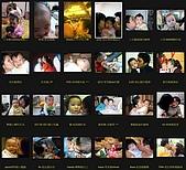 金牛鼠寶寶大合照:2008/12親親大合照
