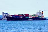 THE SHIPS WORLD 船舶世界:YM HAWK 陽明威明輪7