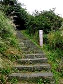 每年必會山岳之七星山系步道:20111011夢幻湖七星山東峰31