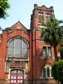 台北市---中正區:濟南長老教會2