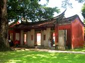 台南市---中西區:全台首學台南孔廟1