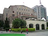 台北市---中正區:中山堂(原台北公會堂)1