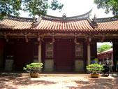 台南市---中西區:全台首學台南孔廟2