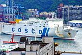 THE SHIPS WORLD 船舶世界:COSCO STAR中遠之星進港12