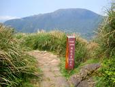 每年必會山岳之七星山系步道:20110408七星山主峰50