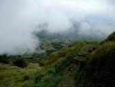 每年必會山岳之七星山系步道:20111011夢幻湖七星山東峰37