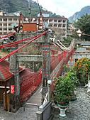 台中市---和平區:谷關吊橋1
