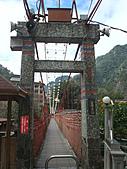台中市---和平區:谷關吊橋2