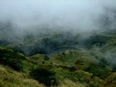 每年必會山岳之七星山系步道:20111011夢幻湖七星山東峰42