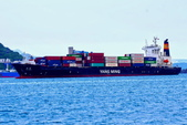 THE SHIPS WORLD 船舶世界:YM HAWK 陽明威明輪9