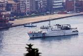THE SHIPS WORLD 船舶世界:海巡署 CG105謀星艦 出港