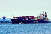 THE SHIPS WORLD 船舶世界:YM HAWK 陽明威明輪4