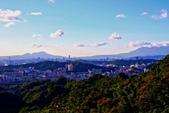 台北市---文山區:大香山道路遠眺3