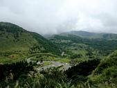 每年必會山岳之七星山系步道:20111011夢幻湖七星山東峰7
