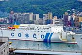 THE SHIPS WORLD 船舶世界:COSCO STAR中遠之星進港14