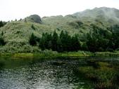 每年必會山岳之七星山系步道:20111011夢幻湖七星山東峰18