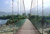 南投縣---竹山鎮:桶頭村彩虹吊橋7