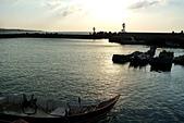 新北市---石門區:麟山鼻漁港1