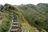 每年必會山岳之七星山系步道:20131004七星山東峰單攻20