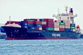 THE SHIPS WORLD 船舶世界:YM HAWK 陽明威明輪3
