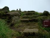 每年必會山岳之七星山系步道:20111011夢幻湖七星山東峰46