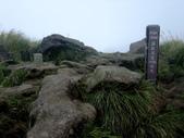 每年必會山岳之七星山系步道:20111011夢幻湖七星山東峰47