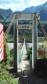 台中市---和平區:白鹿吊橋1