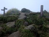 每年必會山岳之七星山系步道:20111011夢幻湖七星山東峰49