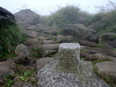 每年必會山岳之七星山系步道:20111011夢幻湖七星山東峰50