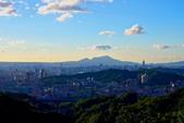 台北市---文山區:大香山道路遠眺2