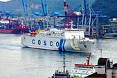 THE SHIPS WORLD 船舶世界:COSCO STAR中遠之星進港9