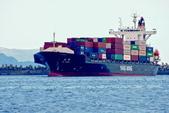 THE SHIPS WORLD 船舶世界:YM HAWK 陽明威明輪1