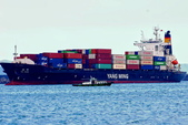THE SHIPS WORLD 船舶世界:YM HAWK 陽明威明輪5