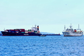 THE SHIPS WORLD 船舶世界:YM HAWK 陽明威明輪6