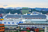 THE SHIPS WORLD 船舶世界:COSCO STAR中遠之星進港20