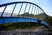新北市---坪林區:逮魚溪自行車道大林橋~大溪地營地段50