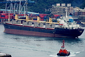 THE SHIPS WORLD 船舶世界:散裝貨輪夏天客NATZUTEC迴船出港28