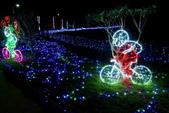 基隆市---安樂區:2015聖誕節燈海裝飾