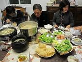 未分類相簿:全家一起吃火鍋、年夜飯