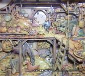 歐式立體紙雕-Kim Jacobs:191 在穀倉的時候