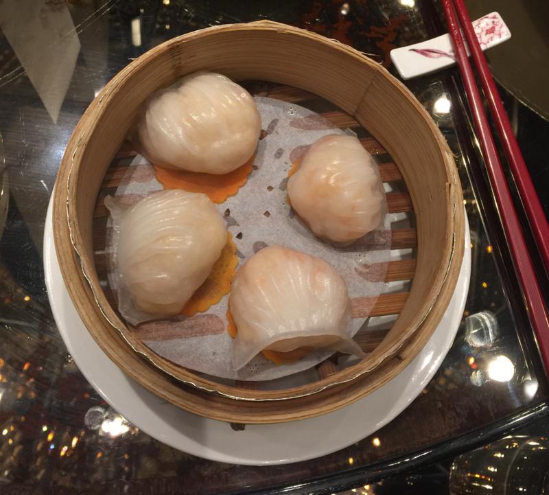 2017 美食:2017-06-24 君品飯店頤宮中餐廳eMBA Bear 宴請 (7)君品明蝦餃.PNG