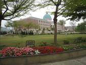 2011春假旅遊點~之4:IMG_6083台中霧峰私立亞洲大學校園--清真式的建築圖書館及國際會議中心和行政大樓.JPG